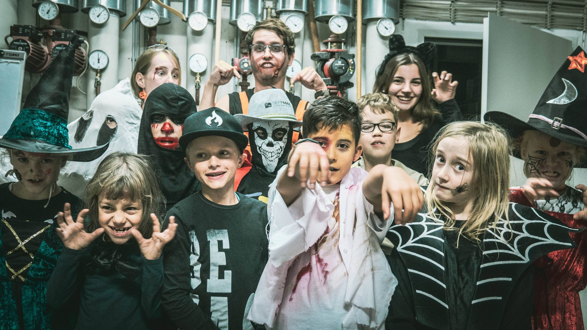 Wölflings Halloween Party
